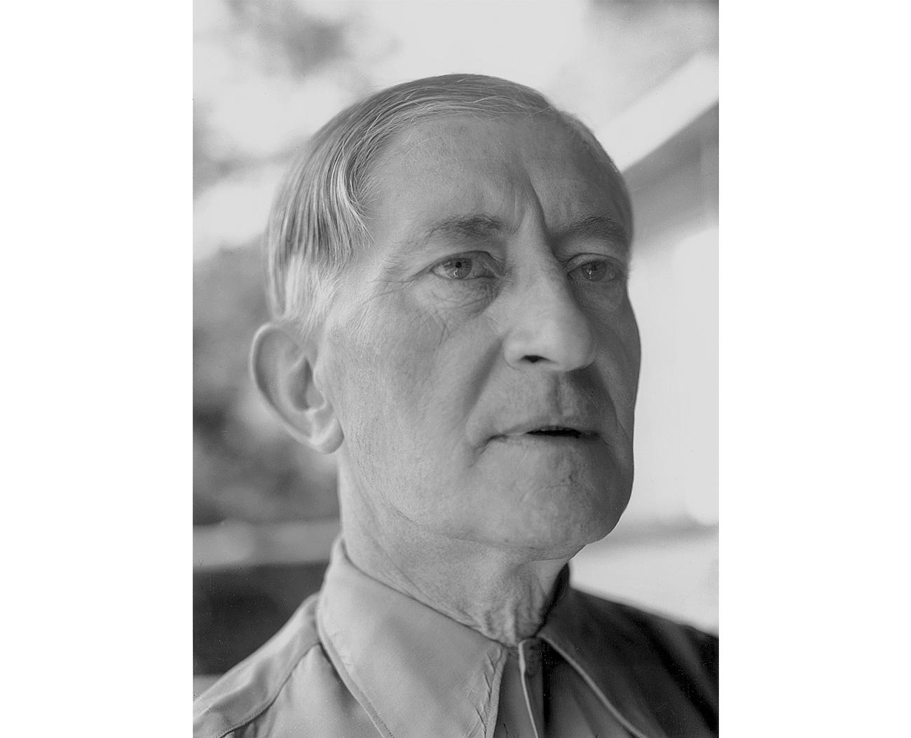 <em/>Josef Albers, ca. 1948, Hazel Larsen Archer