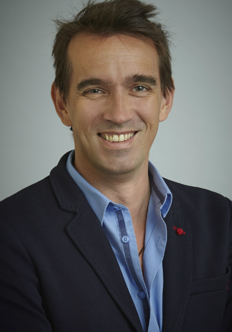 Portrait of Peter Frankopan