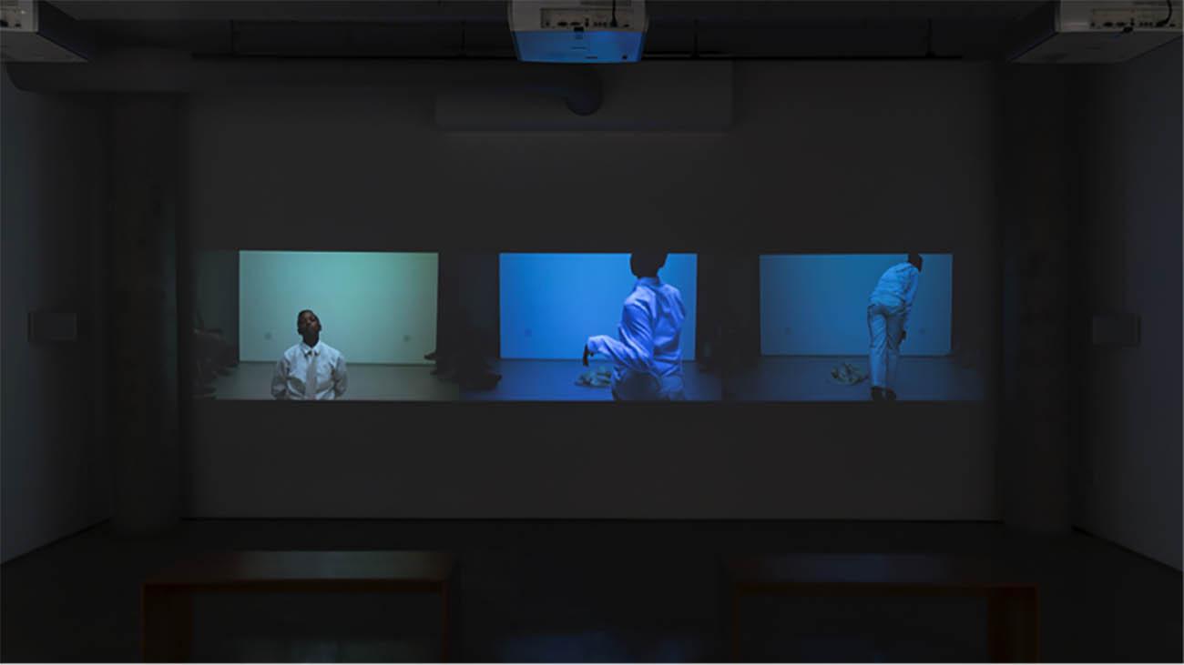 taisha paggett and Yann Novak, Composite Fields, 2015.