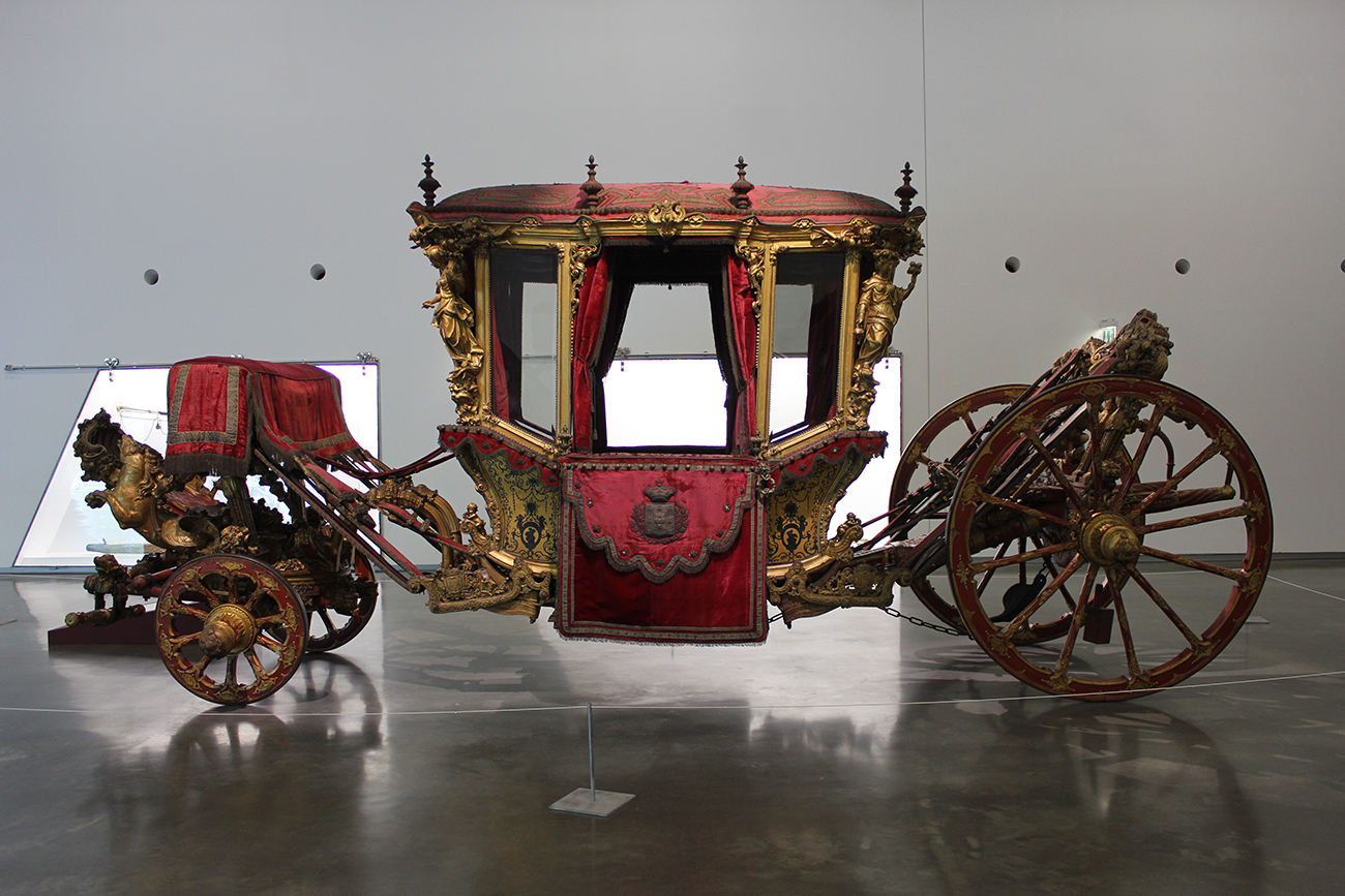 17th-century carriage