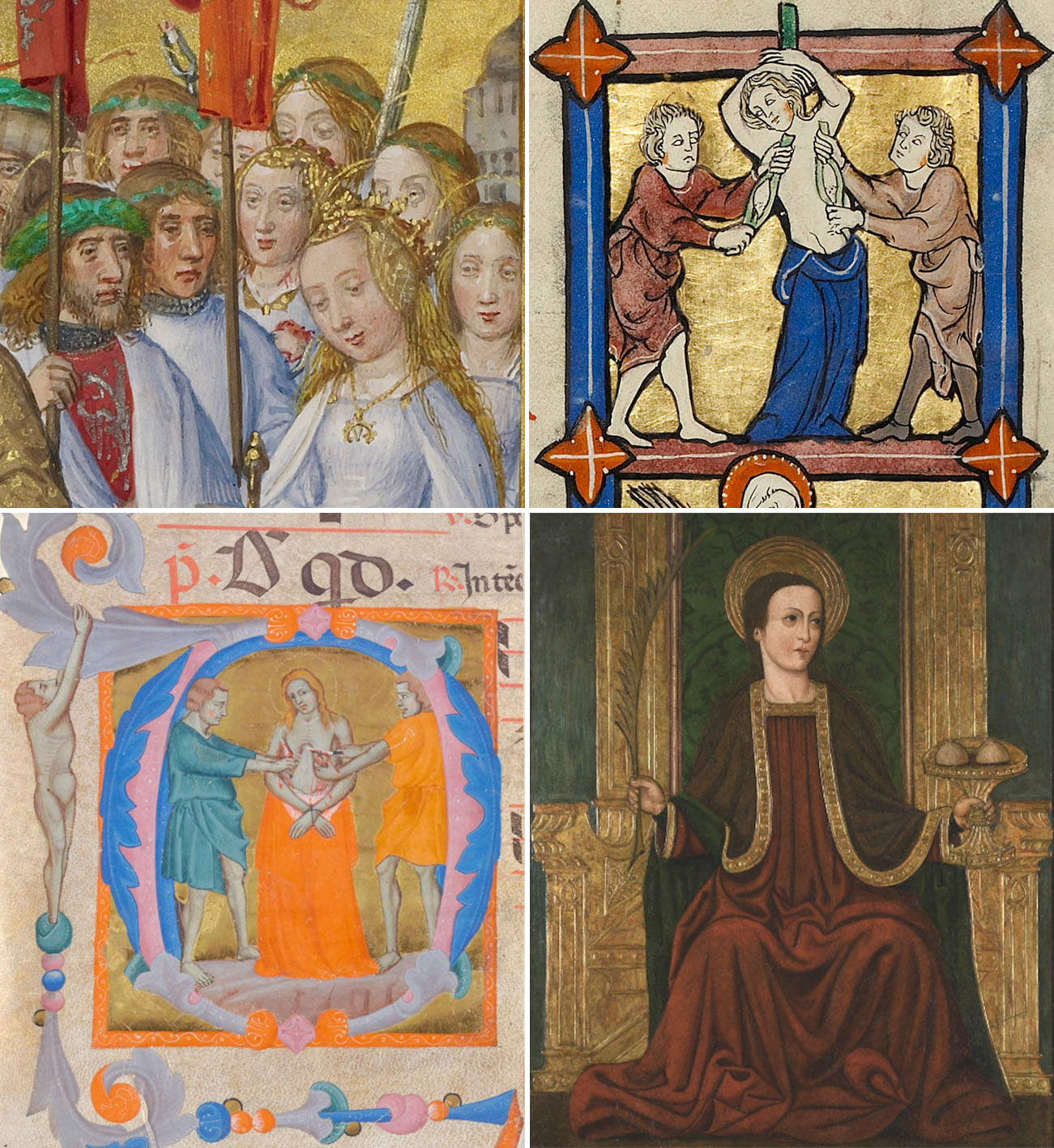 Images of St. Agatha