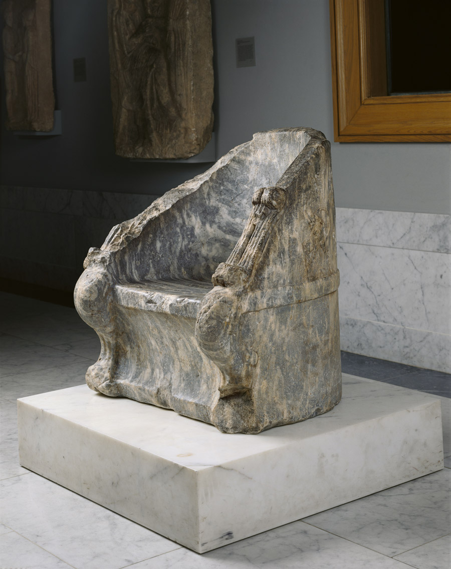 Ceremonial Chair (The Elgin Throne)