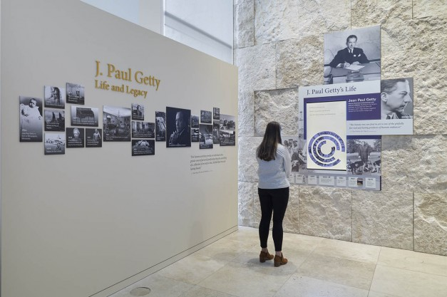 Archives Help Tell the Story of J. Paul Getty's Life and Legacy