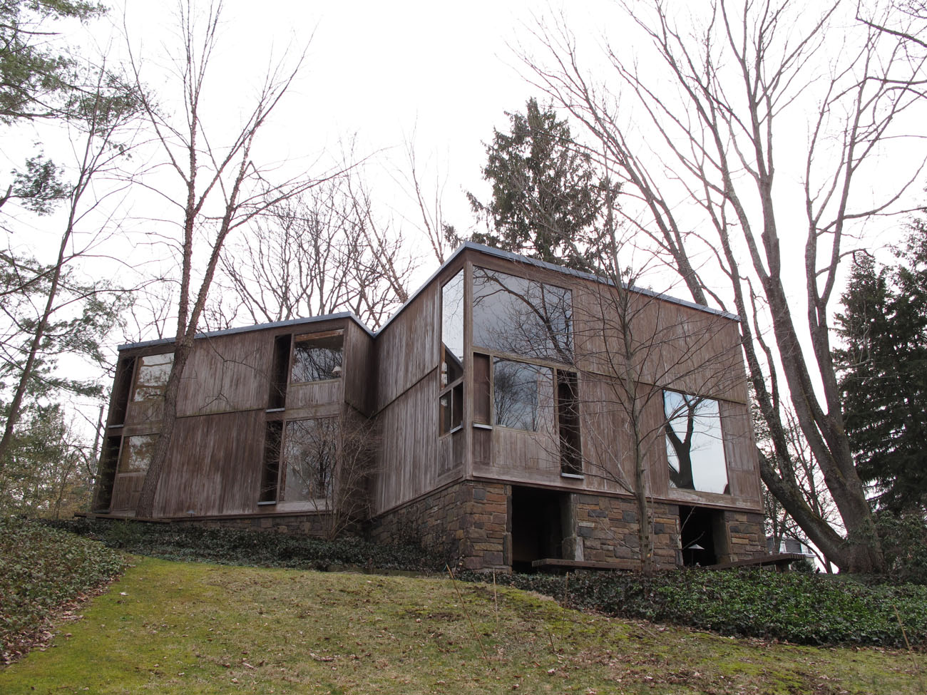 Fisher House / Louis I. Kahn