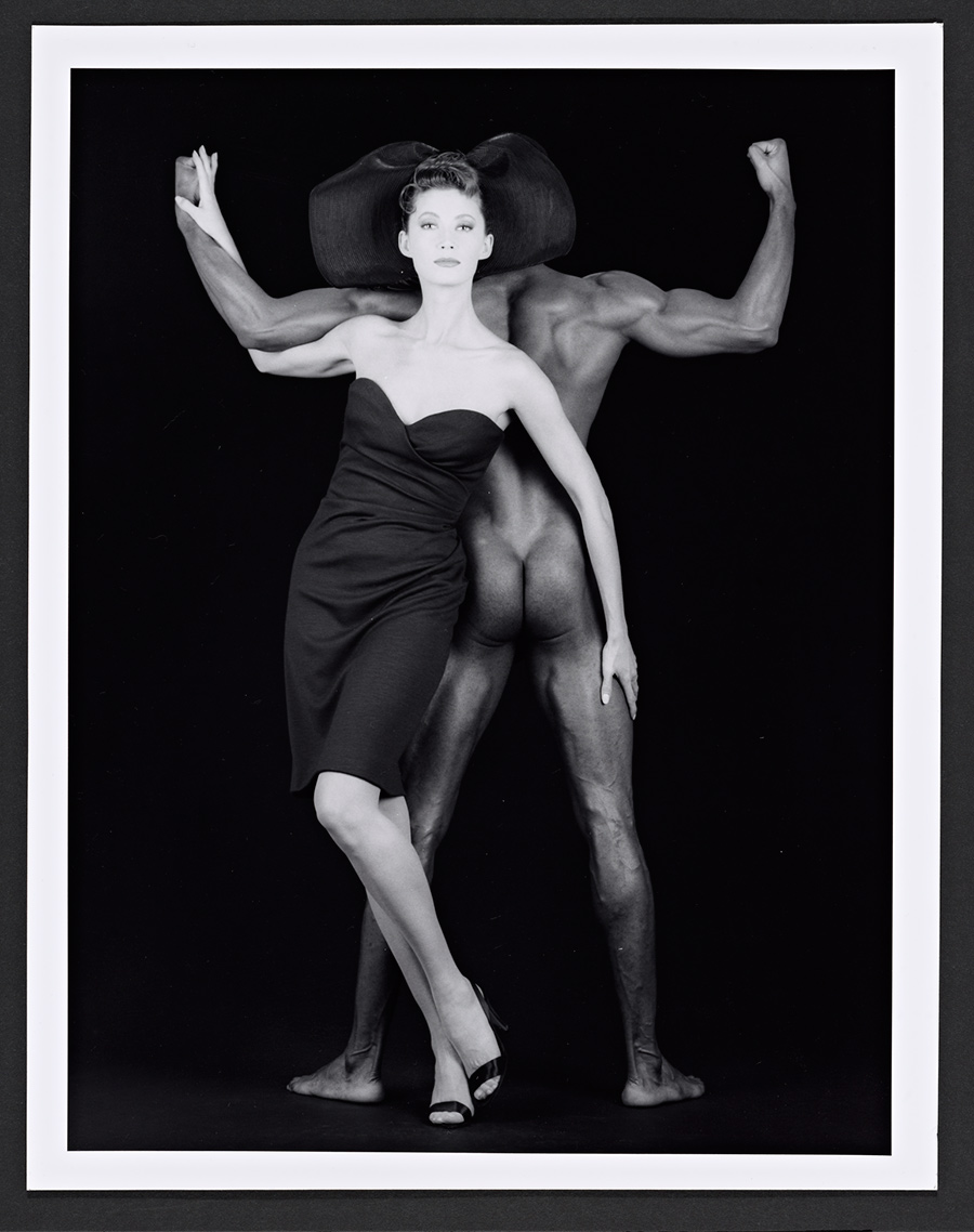 Tara Shannon and Thomas Williams / Robert Mapplethorpe
