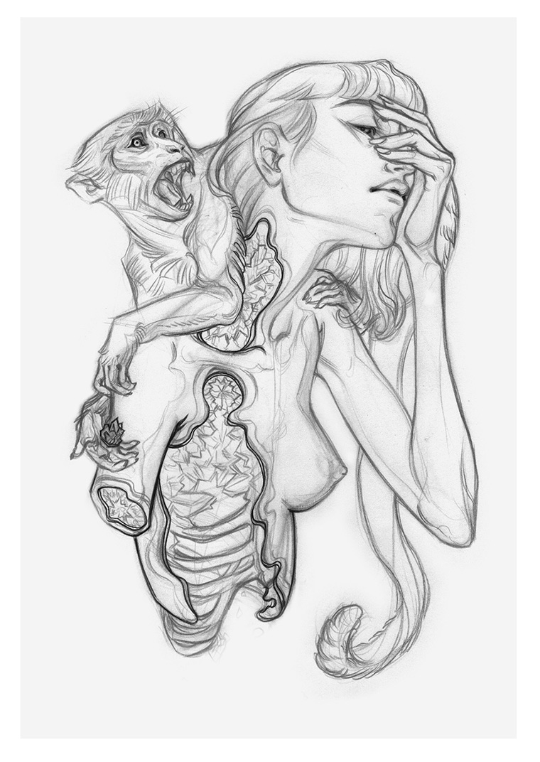 <em/>Rattle Sketch