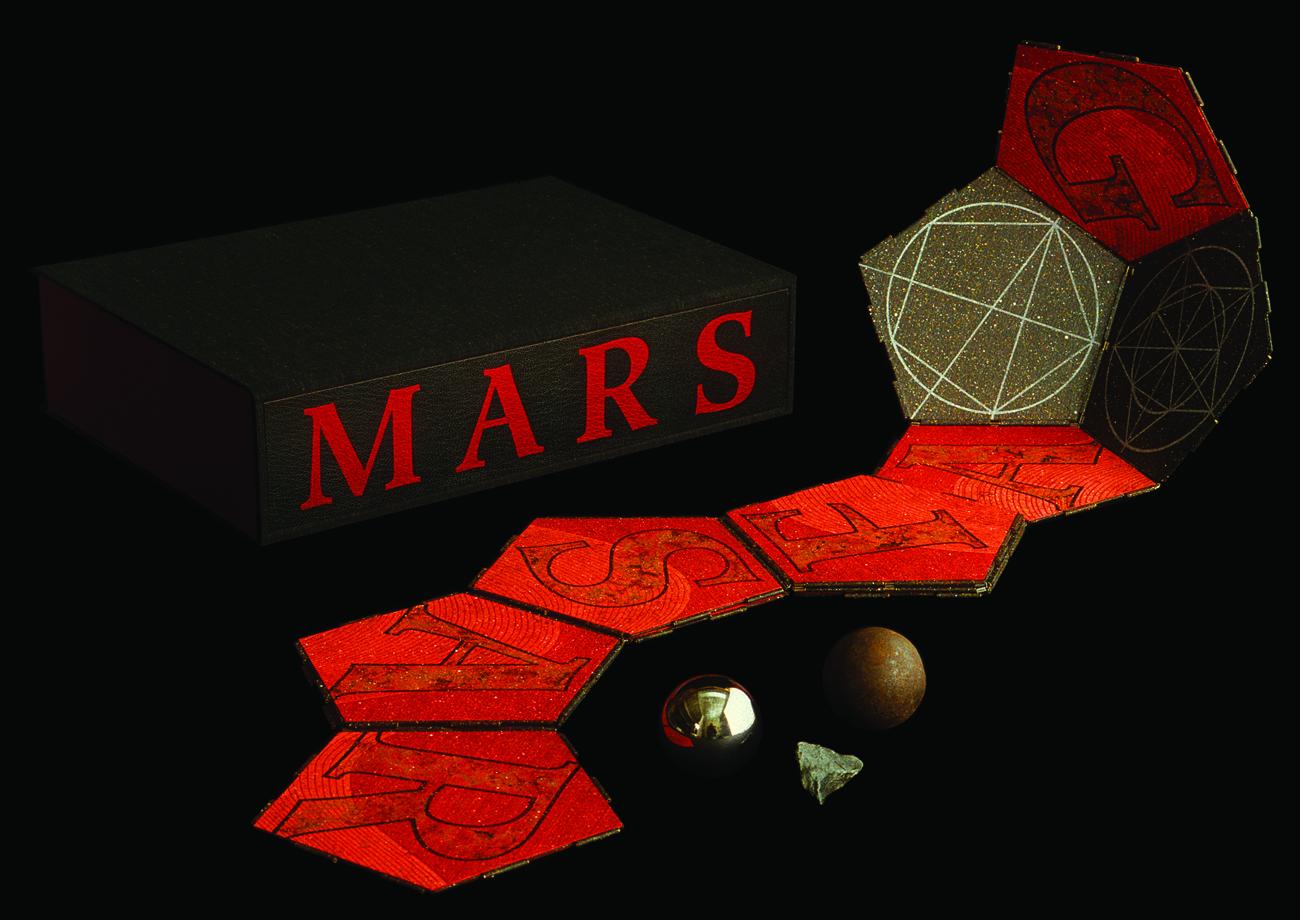 Mars / Daniel Kelm