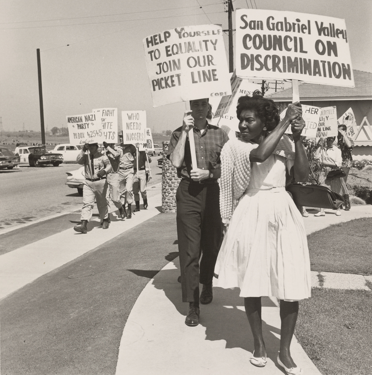 an activist�s view of the civil rights movement the
