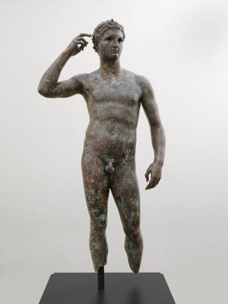 AUDIO: The Getty Bronze
