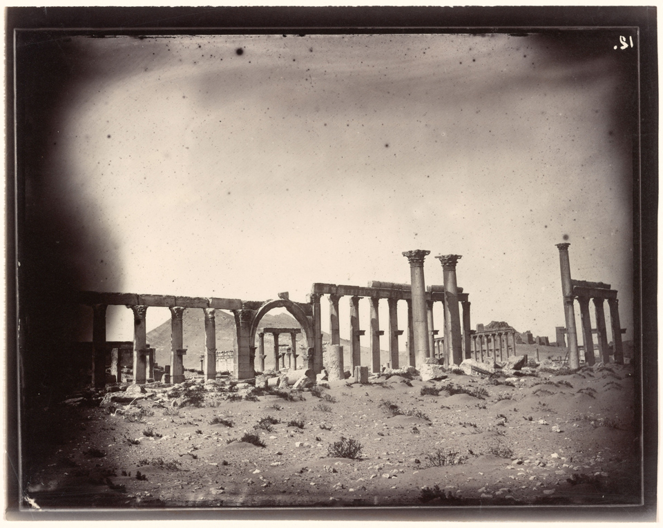 Great colonnade, Palmyra