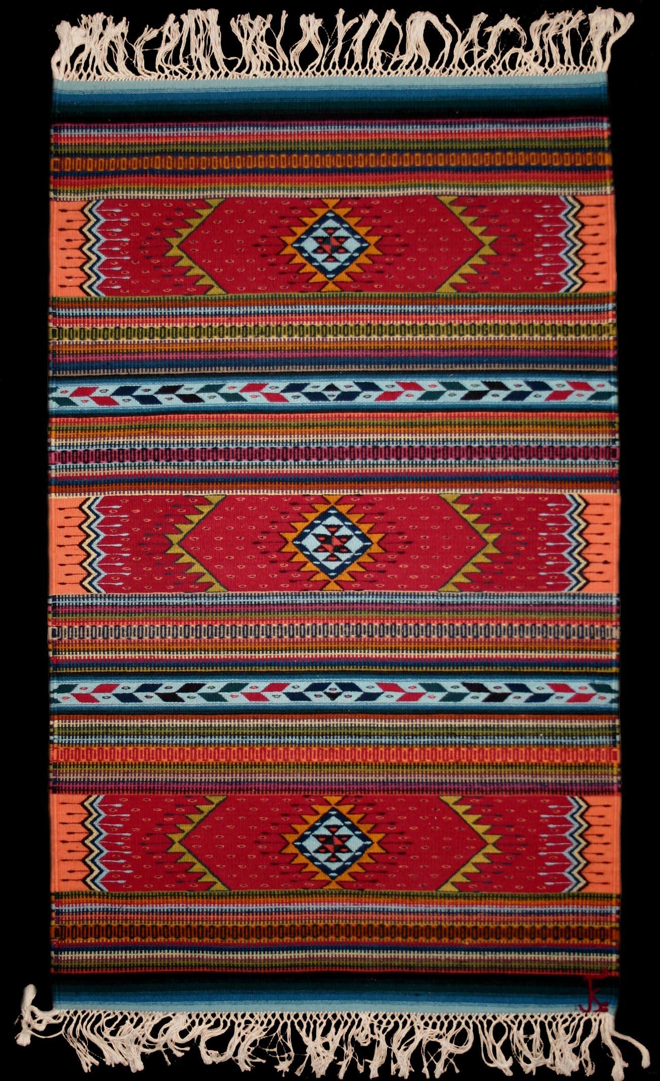 Traditional tapate / Lazo