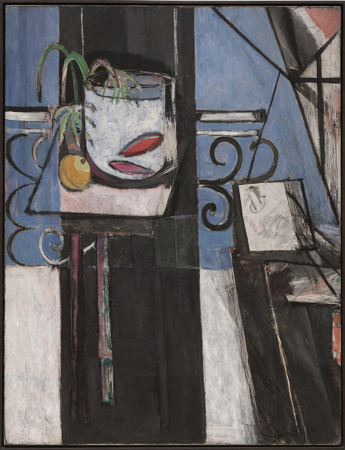 Goldfish and Palette / Matisse