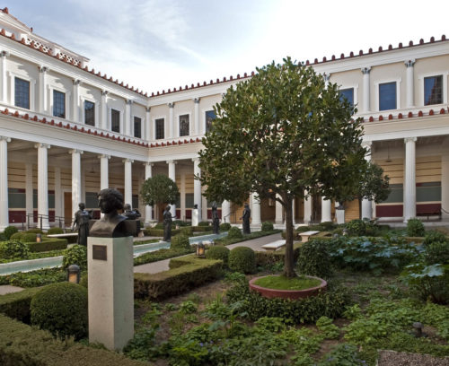 New Year, New Changes for the Getty Villa