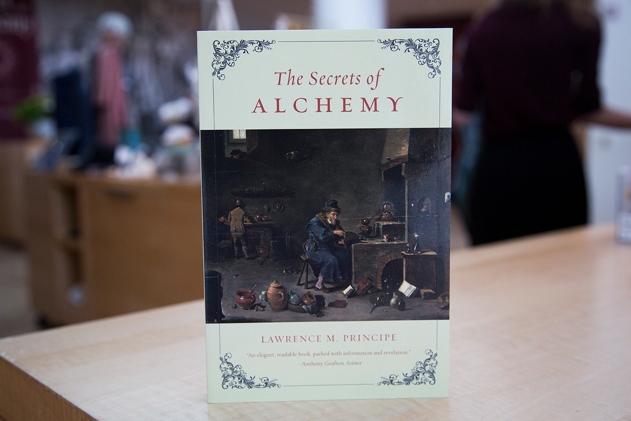 gift guide for the budding alchemist the getty iris the secrets of alchemy by lawrence m principe
