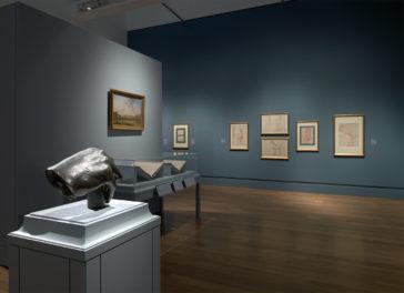 Three Graduate Interns on Installing <em>Bouchardon: Royal Artist of the Enlightenment</em>