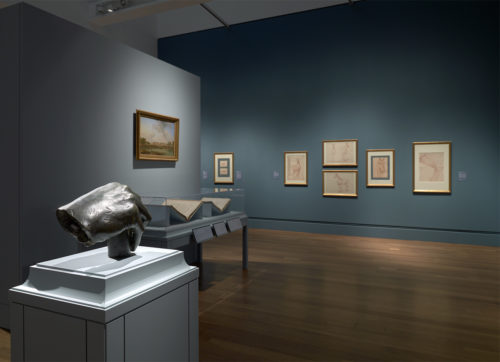 Three Graduate Interns on Installing <em>Bouchardon: Royal Artist of the Enlightenment</em>