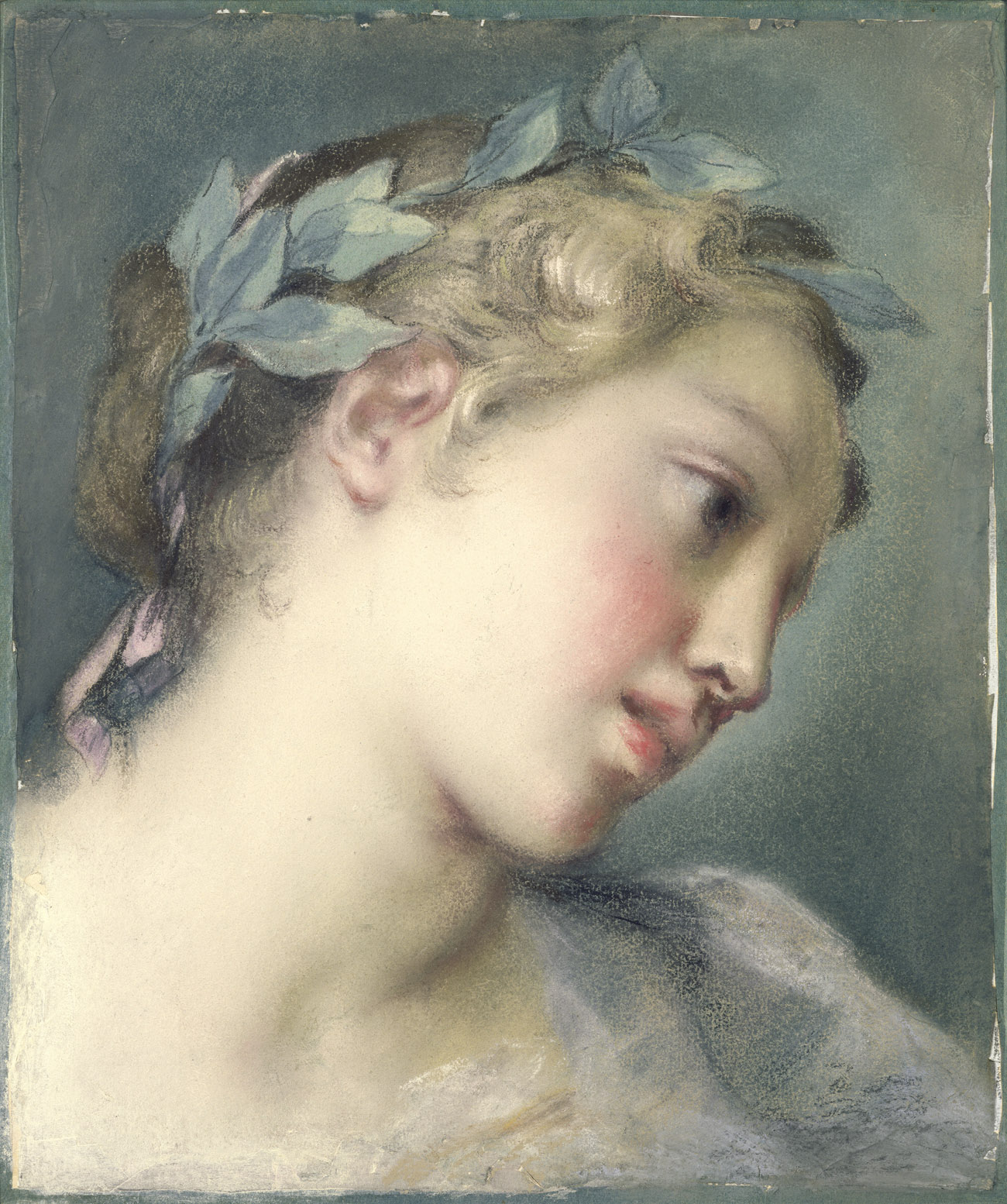 A Muse / Rosalba Carriera