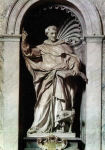 Saint Dominic / Legros