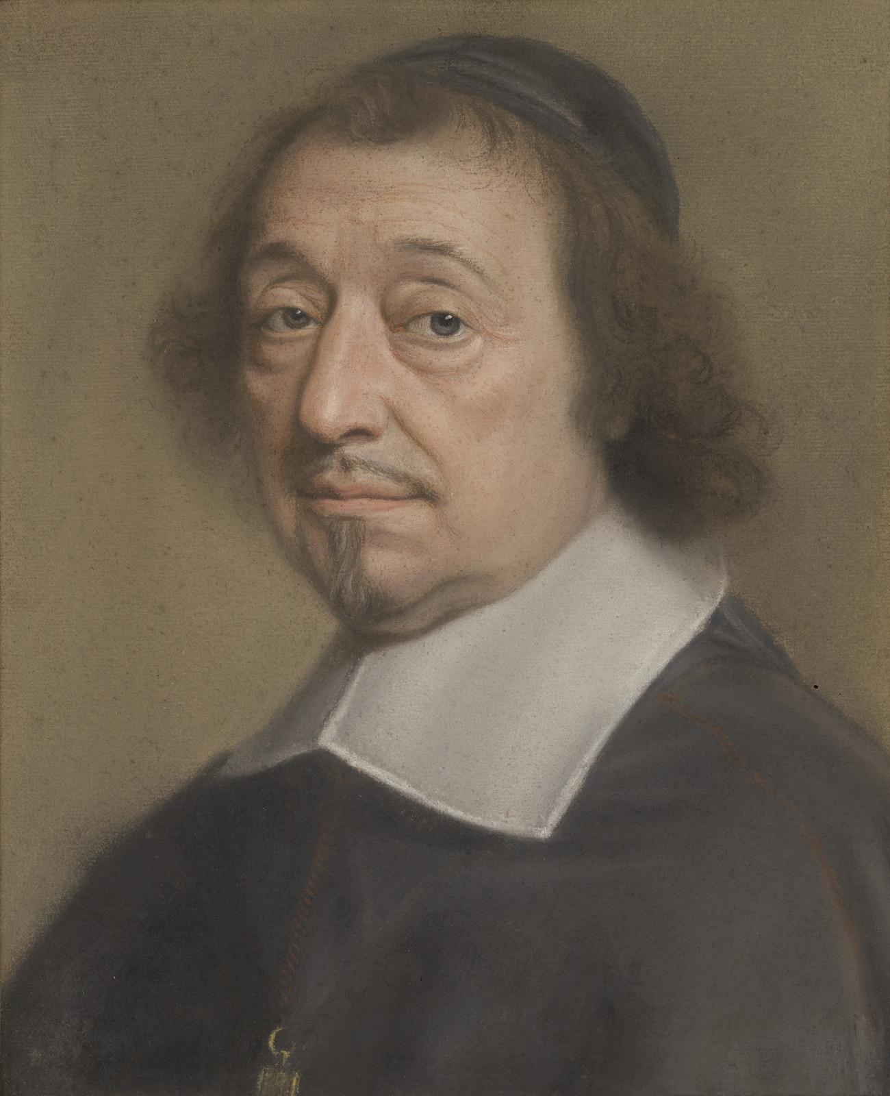 Portrait of Monseigneur Louis Doni d'Attichy / Robert Nanteuil