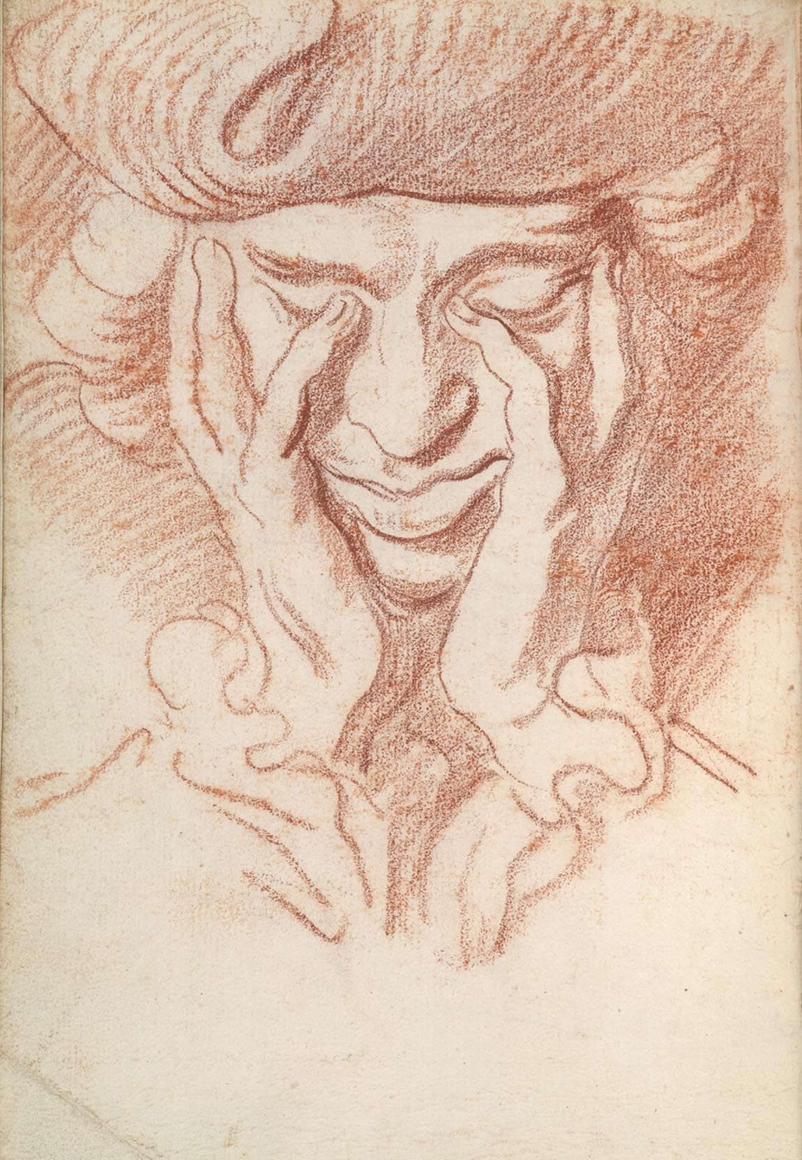 Self-Portrait / Bouchardon