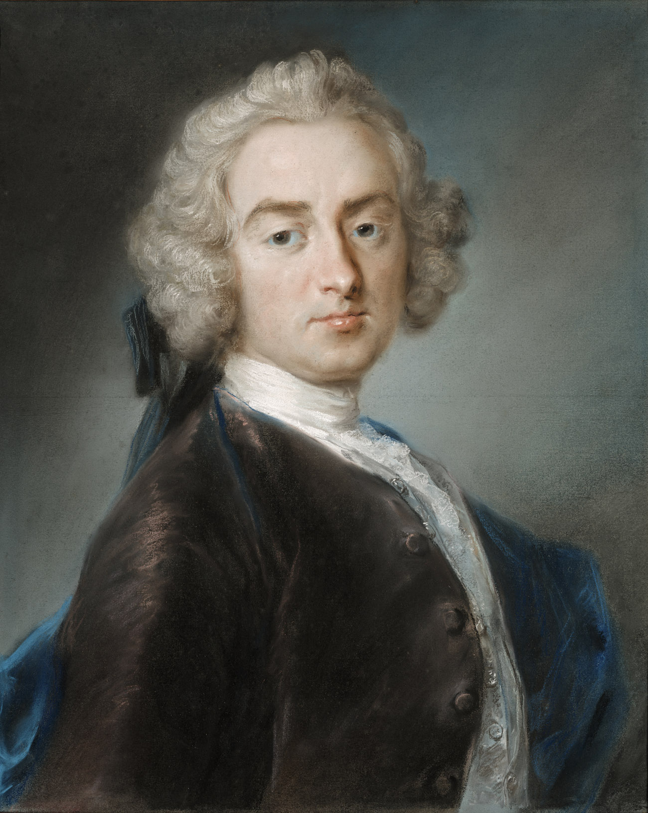 Sir James Gray, Second Baronet / Rosalba Carriera