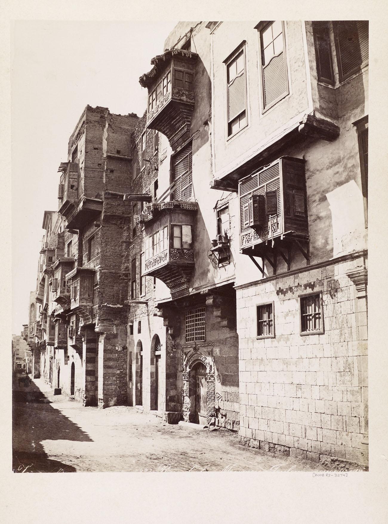 Cairo street / Zangaki Brothers