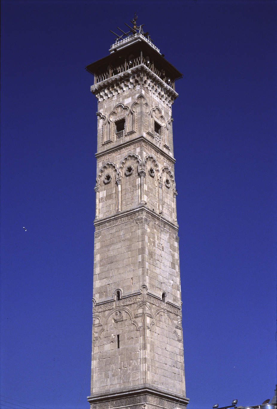 Minaret of the Great Mosque, Aleppo
