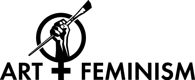 Art + Feminism logo