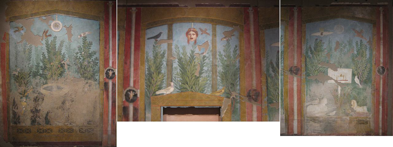 Fresco from the House of the Golden Bracelet