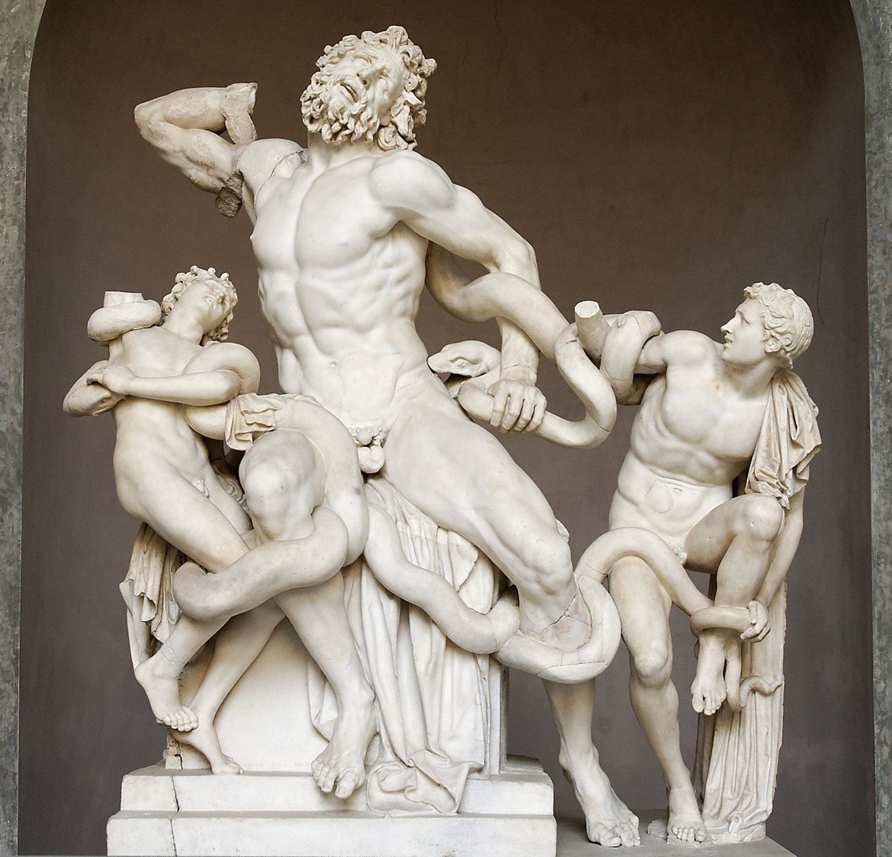 Laocoön and His Sons / Renaissance copy