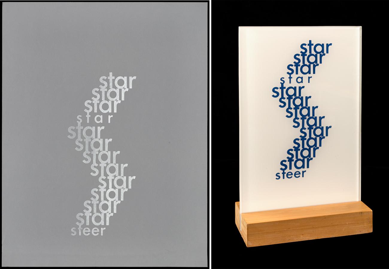 Star/Steer / Hamilton