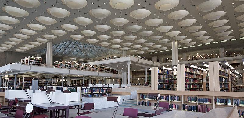 Staatsbibliothek zu Berlin Lesesaal