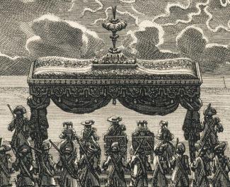Louis XIV as Royal Spectator