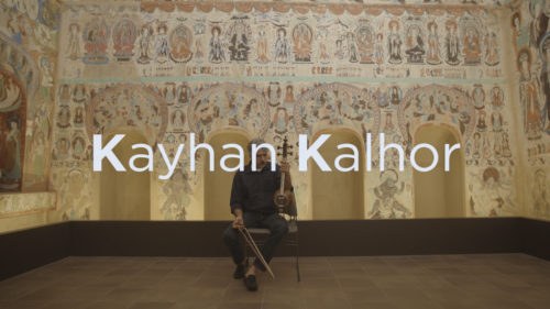 VIDEO: Musician Kayhan Kalhor Performs Music Inspired by the Cave Temples of Dunhuang