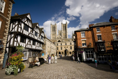 Using Open-Source Software to Protect English Heritage