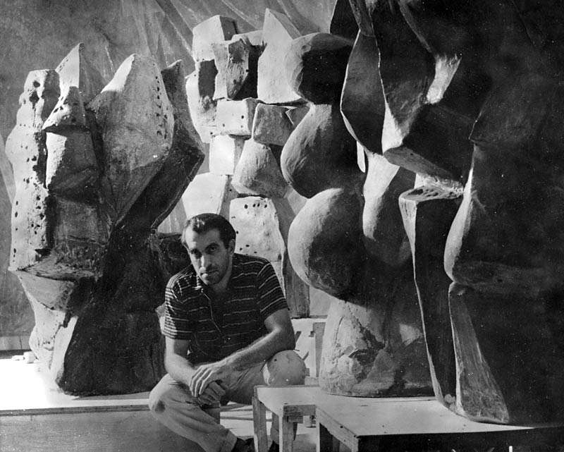 Peter Voulkos » Pacific Standard Time at the Getty
