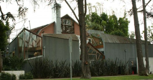 Frank Gehry Residence. Photo: Greg Headley / Creative Commons
