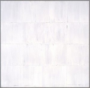 Untitled (White Light Grid Series-V)