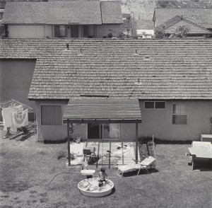 Backyard, Diamond Bar, California, Joe Deal