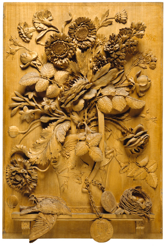 Carved Relief / Parent