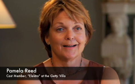 Video: Pamela Reed on Working with Carey Perloff and Olympia Dukakis