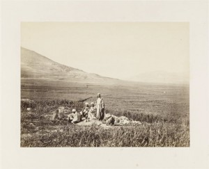 Jacob's Well, near Shechem, Frank Mason Good (English, 1839–1928), 1860s. Albumen print, 6 1/8 x 8 1/8 in.