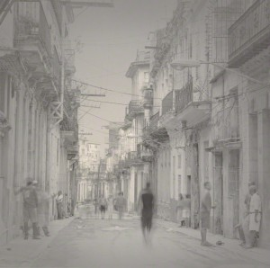 Untitled (Havana), Alexey Titarenko, 2006. Gelatin silver print, 16 3/4 x 16 1/2 in. The J. Paul Getty Museum, 2010.70.2. © Alexey Titarenko