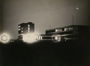 Bauhaus / Lyonel Feininger, March 22, 1929