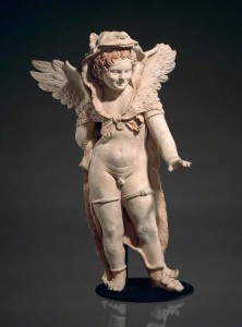 Eros Wearing a Lionskin / Greek