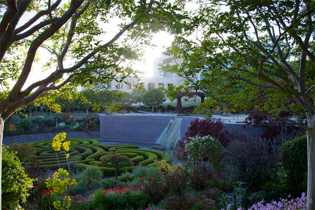 Getty Center Open Fridays till 9 This Summer