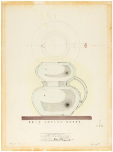 Design for Drip Coffee Maker / Karl Schneider