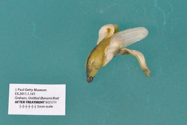 The Case of the Broken Wax Banana
