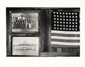 Dorothea Lange, American, 1942  Gelatin silver print 7 15/16 x 12 in.  2000.52.1