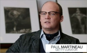 Paul Martineau / still frame from Herb Ritts documentary